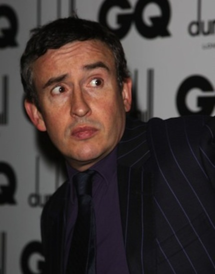 Steve Coogan Is In DOUBT