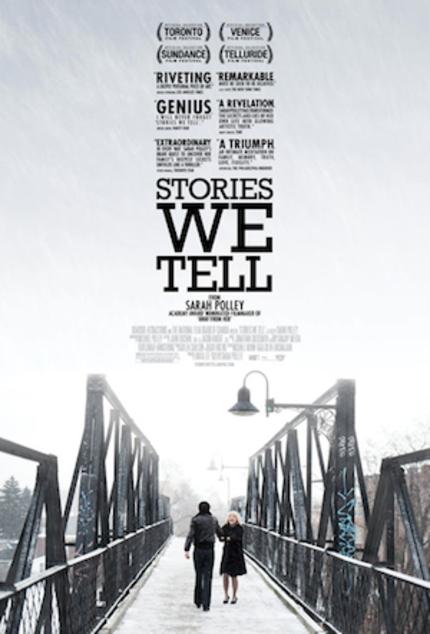 Sarah Polley Digs Into The Strange Practice Of Storytelling In The Trailer For STORIES WE TELL