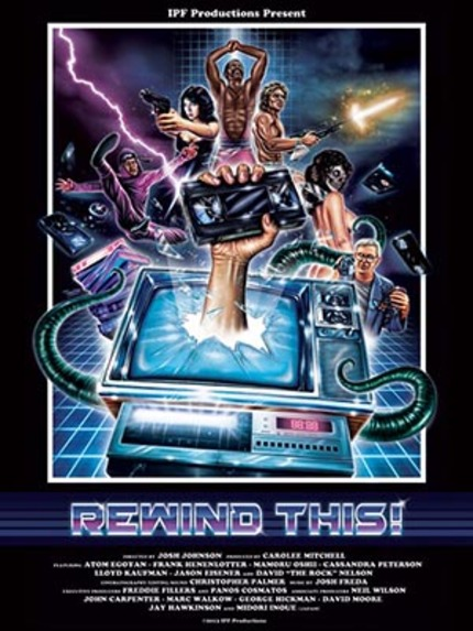 SXSW 2013 Review: REWIND THIS! Is About More Than Just Tapes, It's About Love