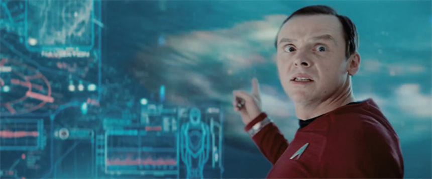 """Punch It!"" -  Newest Trailer for J.J.'s STAR TREK: INTO DARKNESS"