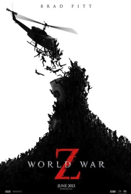Zombies On A Plane! - New WORLD WAR Z Trailer