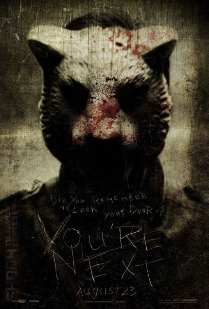 Watch The First Trailer For Adam Wingard's YOU'RE NEXT!