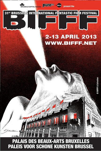 Brussels 2013 Wrap: Blood, Guts, Singing Filmmakers