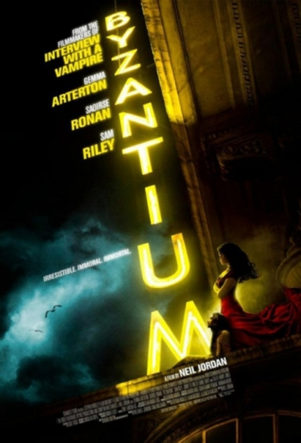 BYZANTIUM Trailer Beautifully Depicts the Flow of Blood and Time