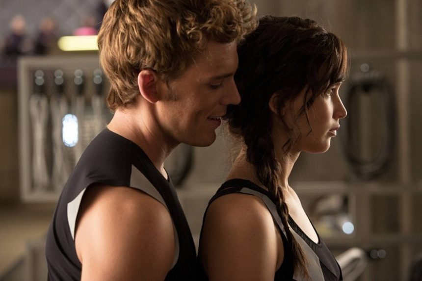 Jennifer Lawrence Must Die in THE HUNGER GAMES: CATCHING FIRE Trailer