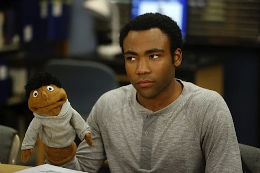 Review: COMMUNITY S4E09, Intro To Felt Surrogacy (Or, Playing With Puppets Can Be Bittersweet)