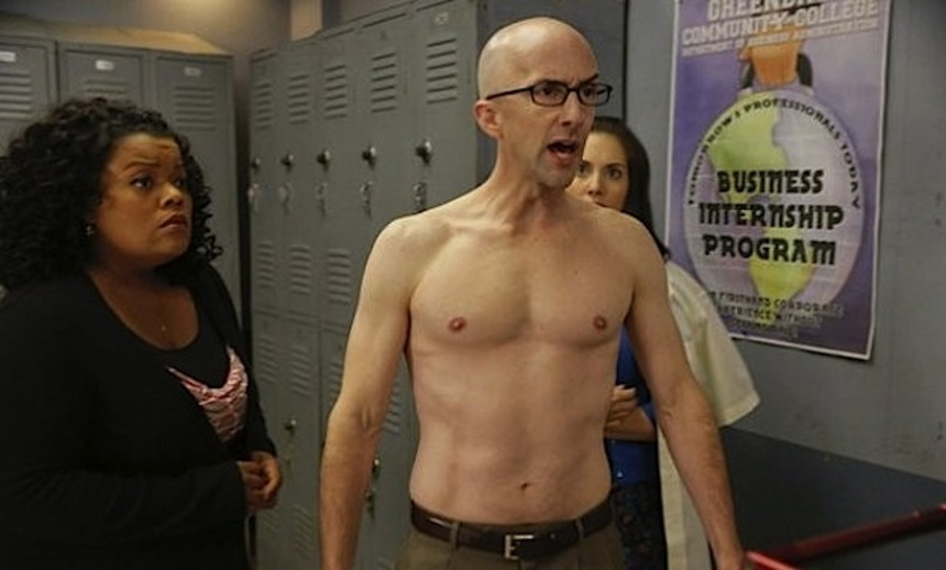 Review: COMMUNITY S4E11, Basic Human Anatomy (Or, Commit To The Bit, Even When It's Not Great)