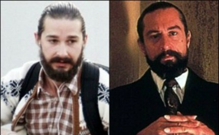 Shia LaBeouf Could Play Robert De Niro's Annoying Son in Father-Son Spy Thriller