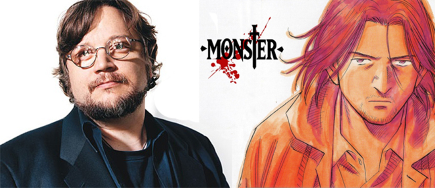 Guillermo Del Toro And HBO To Turn Urasawa's Manga MONSTER Into A Series!