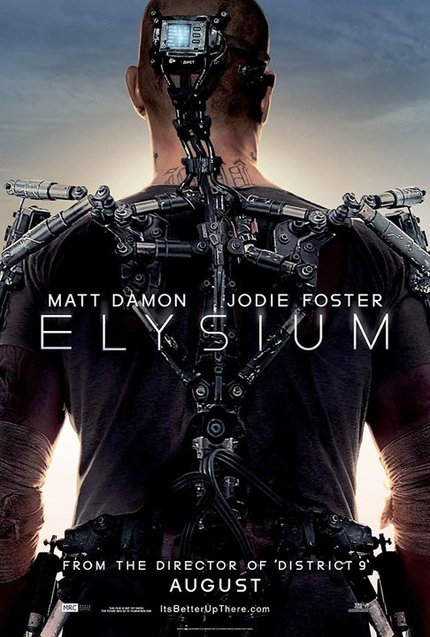 It Sucks To Be Earth-Bound In New Extended ELYSIUM Trailer