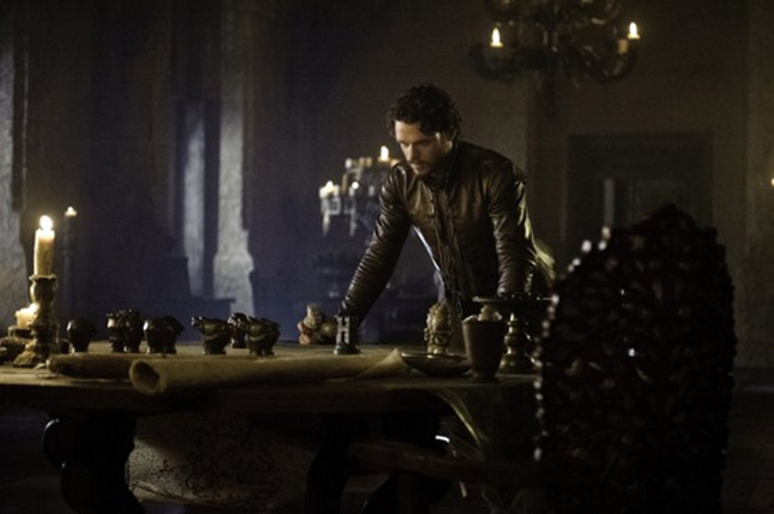 Review: GAME OF THRONES S3E05, KISSED BY FIRE (Or, Robb And Tyrion Lose Their Grip On Things To Wildly Different Results)