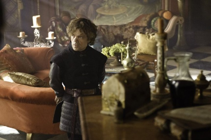 Review: GAME OF THRONES S3E03, WALK OF PUNISHMENT (Or, Tyrion Gets A New Chair And A New Job)