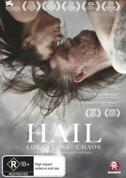 Hey Australia & New Zealand! Win Amiel Courtin-Wilson's Brilliant HAIL On DVD!