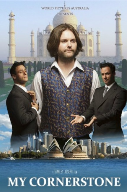 Magic New Poster for Aussie-Indian Film MY CORNERSTONE