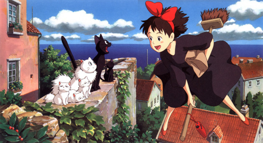 Grist For The Rumor Mill: Shimizu Takashi To Direct Live Action KIKI'S DELIVERY SERVICE?