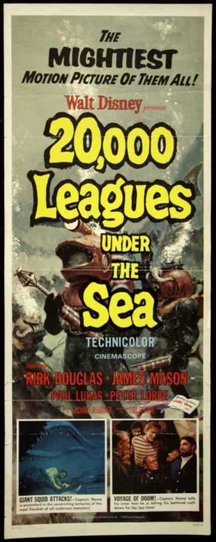 David Fincher's 20,000 LEAGUES To Shoot Down Under