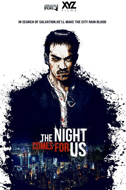 Up Next From The Makers Of THE RAID And KILLERS: Joe Taslim Stars In THE NIGHT COMES FOR US