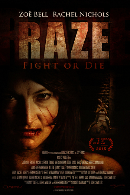 Zoe Bell Kicks Ass In Full Trailer For Gritty Fight Flick RAZE