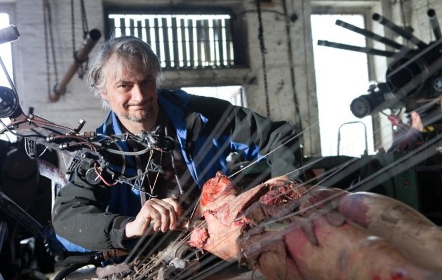 IFFR 2013: A Talk With Richard Raaphorst About FRANKENSTEIN'S ARMY. Part 2 of 2: Shooting Zombots!