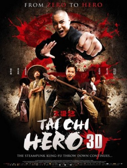 Win A Pair Of Tickets To TAI CHI HERO At Dallas IFF From ScreenAnarchy & Well Go USA!