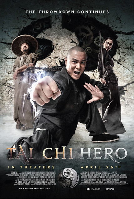 Watch The US Trailer For Stephen Fung's TAI CHI HERO