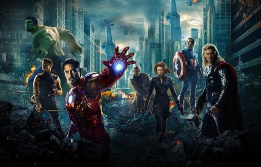 Marvel's AVENGERS 2 to Shoot in UK