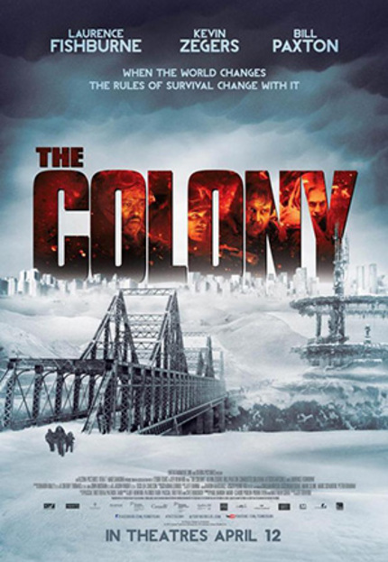 Review: THE COLONY Leaves You Cold