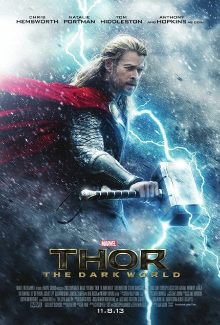 Hammer Time! Watch The Trailer For THOR: THE DARK WORLD