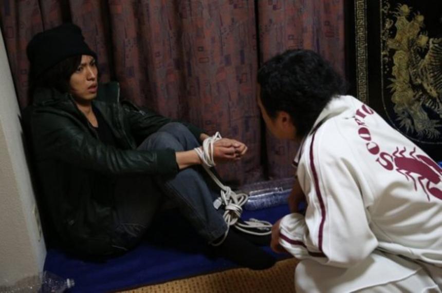 First Trailer For Sato Sakichi's Manga Adaptation TOKYO-YAMIMUSHI