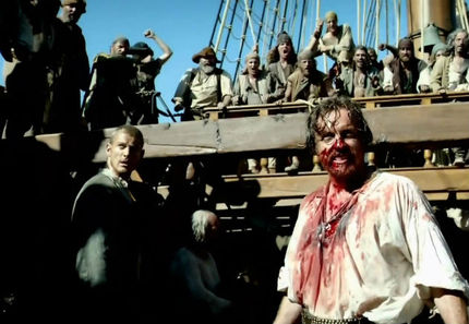 Pirates, Thieves, and Monsters: BLACK SAILS Teaser From Producer Michael Bay