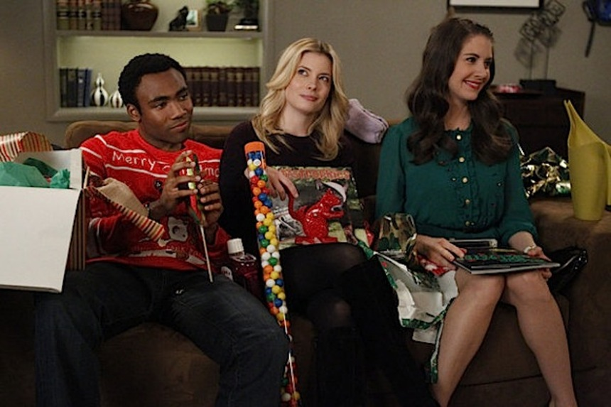 Review: COMMUNITY S4E10, Intro To Knots (Or, When Exposition On Betrayal Betrays The Funny)