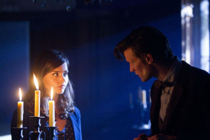 Review: DOCTOR WHO S7E10, HIDE (Or, The Doctor And Clara Go Ghost Hunting)