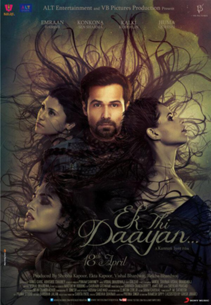 Review: EK THI DAAYAN Is Better Than It Deserves To Be