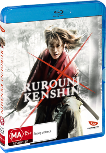 Now on Blu-ray in Australia: RUROUNI KENSHIN Is Amazing