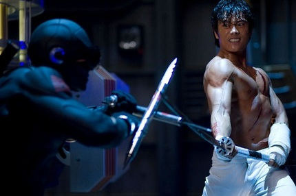Korean Box Office: G.I. JOE 2 Wipes Out the Competition, or Was It Lee Byung-hun's Abs?