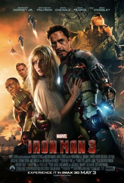 Review: IRON MAN 3 Has Wit But Lacks Brains
