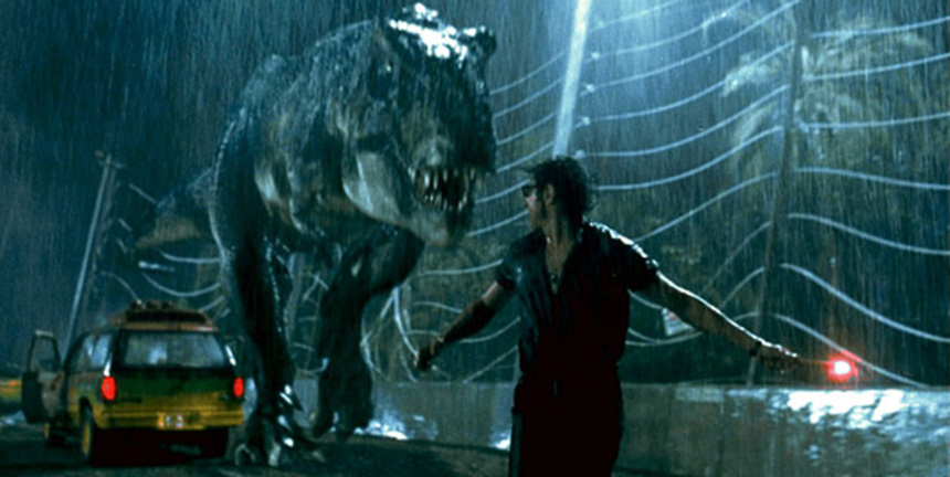 Opening In Mexico: JURASSIC PARK 3D And THE CONJURING