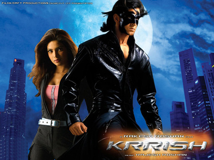 Bollywood Superhero KRRISH Headed For The Small Screen In New Animated Films Due This Summer