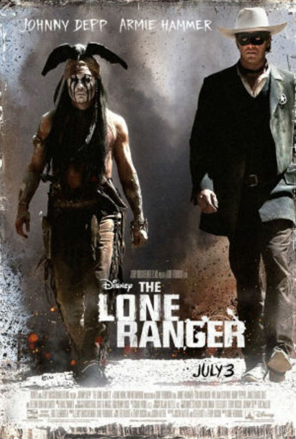 LONE RANGER Trailer Kindly Lays Out The Entire Movie In Advance