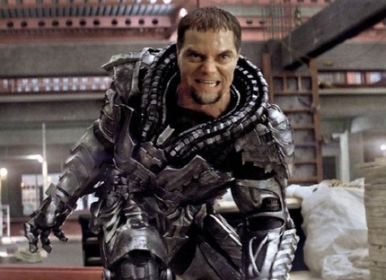 General Zod Demands that Earth Hands Over the MAN OF STEEL!