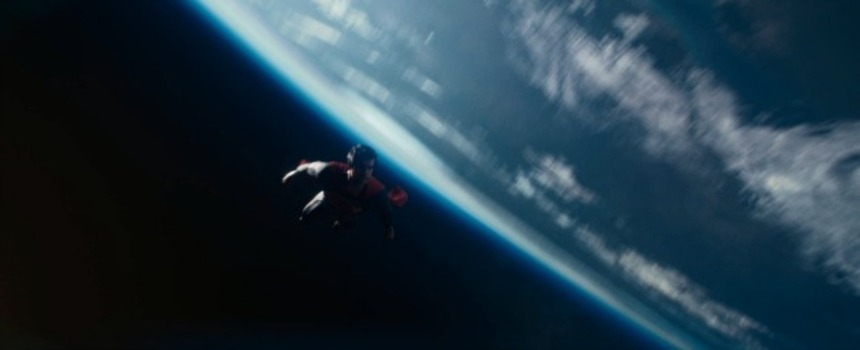 First MAN OF STEEL TV Spot Lands