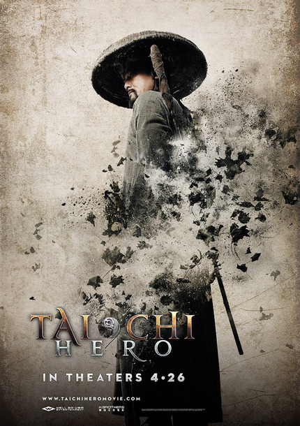 Exclusive Character Poster For Stephen Fung's TAI CHI HERO