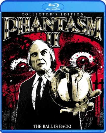 Now on Blu-ray: Don Coscarelli Double Feature - PHANTASM II, JOHN DIES AT THE END