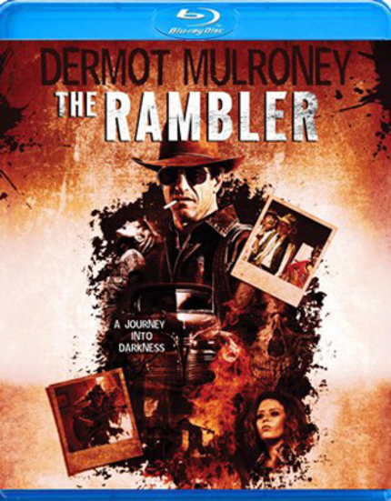 Calvin Lee Reeder's THE RAMBLER Rambles Into Theater June 7th, Onto Blu-ray/DVD June 28th