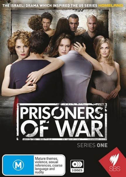 Hey Australia! Win The Original Homeland With PRISONERS OF WAR Series One!