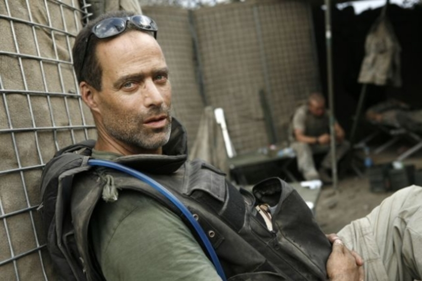 Interview: Sebastian Junger On The Life Of A Combat Reporter