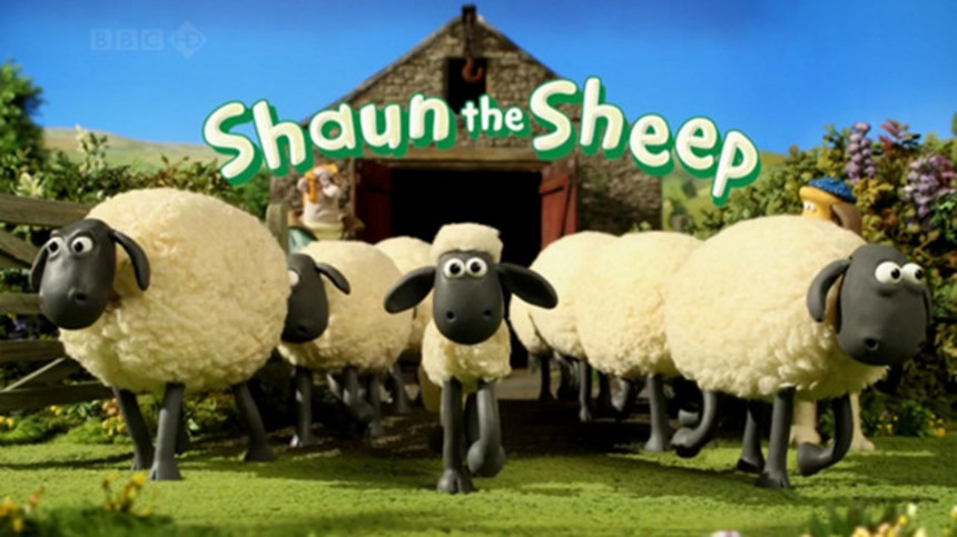 SHAUN THE SHEEP Headed To The Big Screen