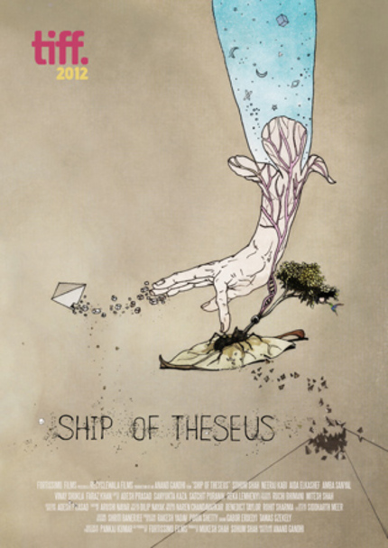IFFLA 2013 Review: SHIP OF THESEUS [De]Constructs Identity Biologically