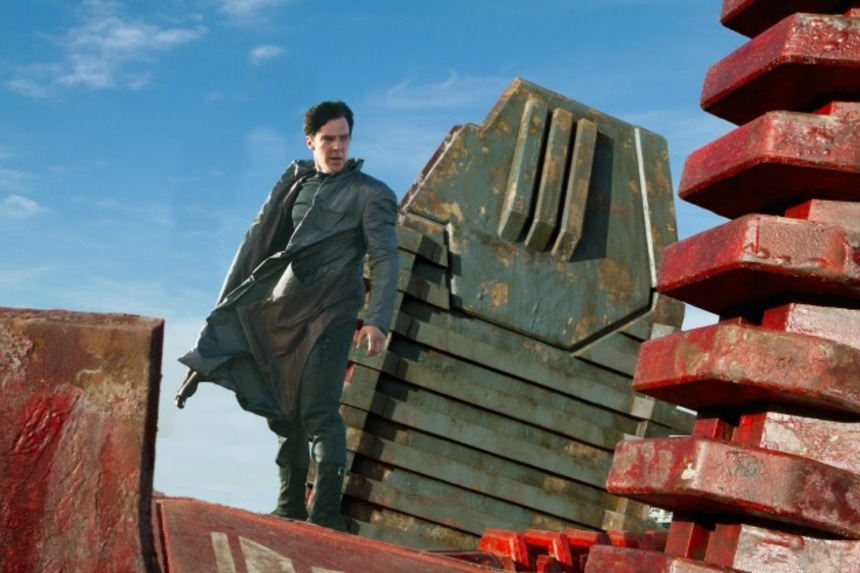 New STAR TREK: INTO DARKNESS Clip Shows That Out Of Context, STAR TREK Is Hilarious
