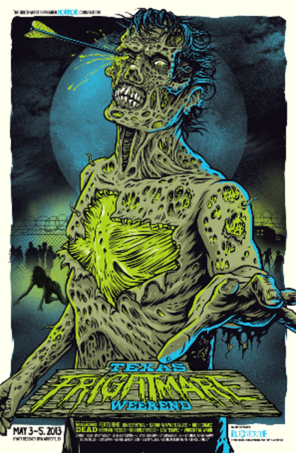 Texas Frightmare Weekend 2013 Brings Lunacy To The Lone Star State Once Again